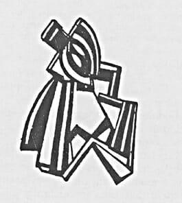 modern tangle