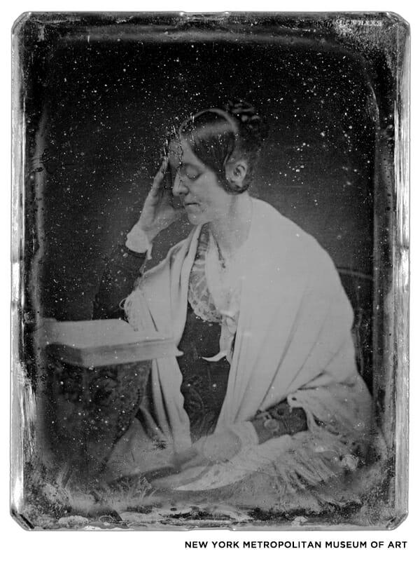 Margaret Fuller, 1850.
