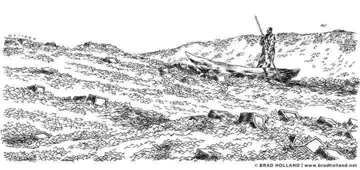 holland-sea