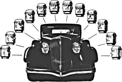 car-heads