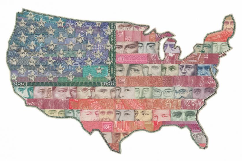 Self-Colonization of America