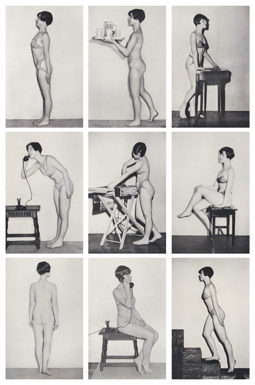 college posture pictures nude