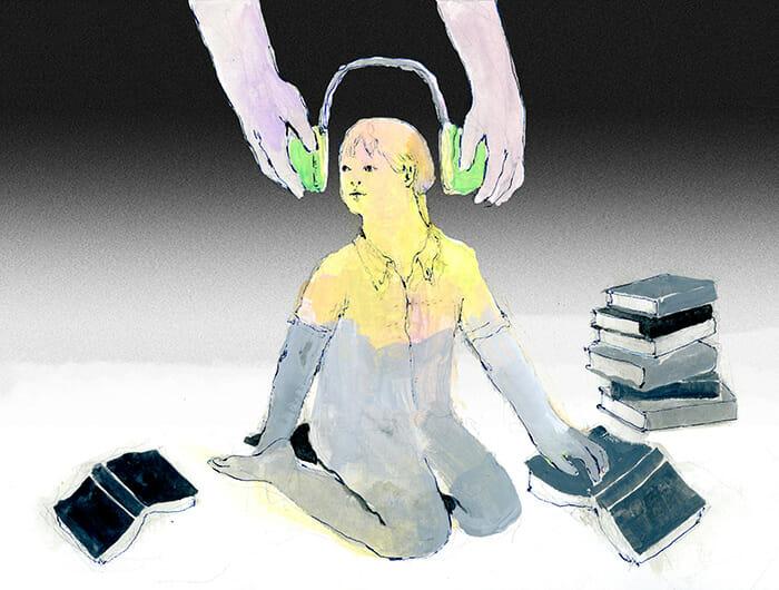 Successful People Listen to Audiobooks | Nora Caplan-Bricker